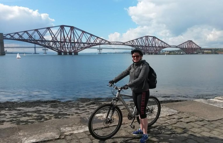 Forth Rail Bridge and I