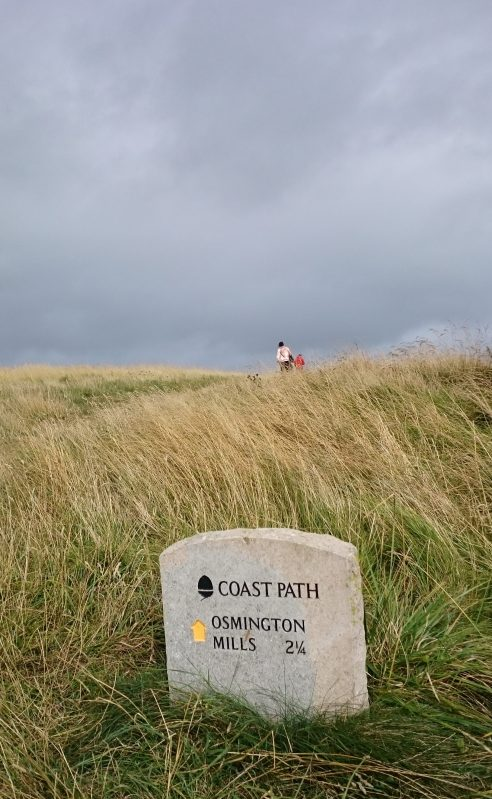Following the South West Coast Path