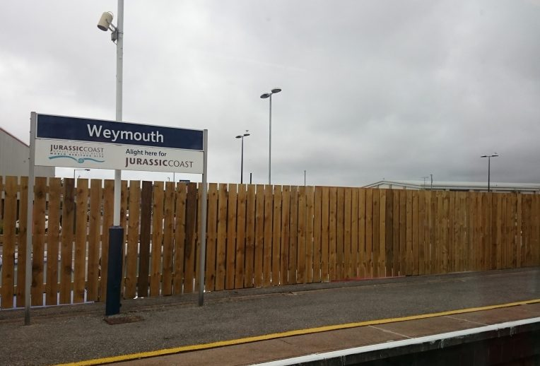 Weymouth train station